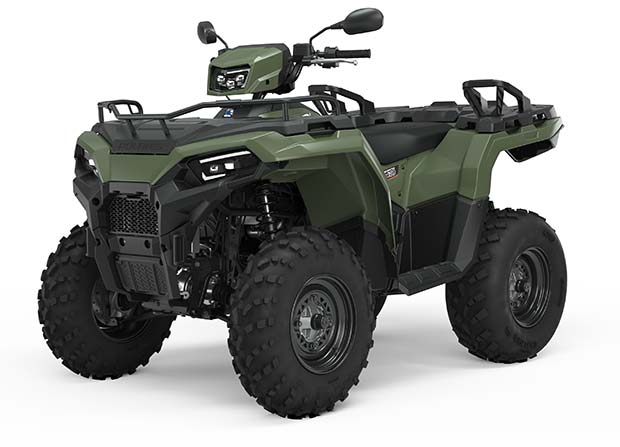 Sportsman 570 Green